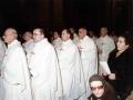 1986 in processione alla ordinazione di Athos