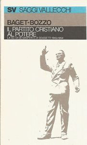 1040 Baget Bozzo - Partito cristiano al potere