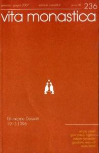 1230 AAVV., Giuseppe Dossetti 1913-1996, in Vita monastica (1)