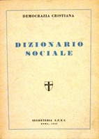 1946 G. Dossetti, Chiesa Concilio Concordato