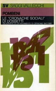 1976 Pombeni Cronache sociali (1)