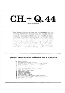 1967 - G. Dossetti Chiesa e quartiere