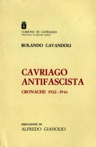 1975 Cavandoli - Cavriago antifascista