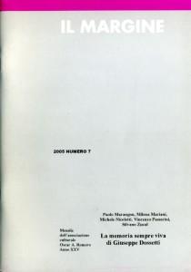2005 Margine