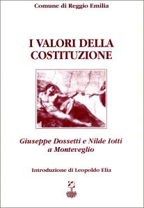 1995 Dossetti - I valori della costituzione - Pozzi