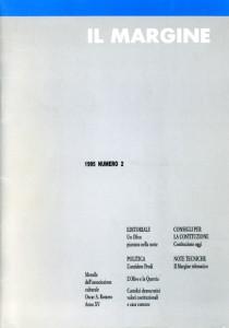 1995 Il Margine - 1995 01 20 Milano - Dossetti_Costituzione oggi-principi da custodire, istituti da riformare 01