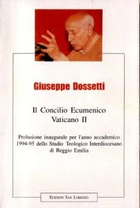 1995 Il concilio, prolusione - San Lorenzo