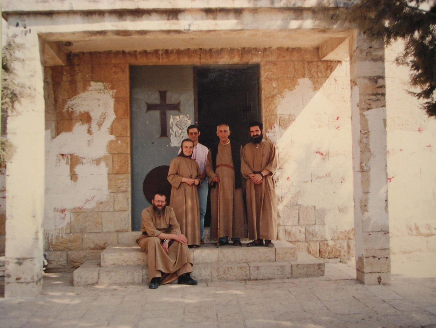 Articoli su: Dossetti in Medio Oriente